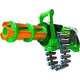 Adventure Automatic Force Scorpion Motorised Gatling Blaster, Green