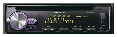 カロッツェリア(パイオニア) カーオーディオ DEH-4300 1DIN CD/USB
