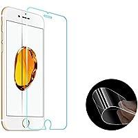 """2枚セット iPhone 7用 ガラスフィルム 強化ガラス 液晶保護フィルム 超薄0.15mm 4.7インチ スクリーンプロテクター (4.7"""")"""