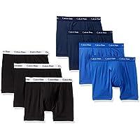 Calvin Klein Men's Cotton Stretch Megapack Boxer Briefs