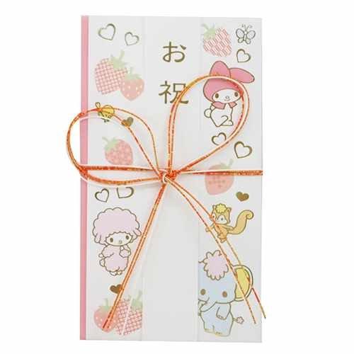マイメロディ[熨斗袋]御祝儀袋/お祝い/ご出産祝い/フレンズ サンリオ