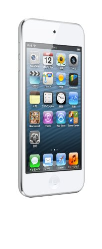 Apple iPod touch 32GB 第5世代 ホワイト&シルバー M...