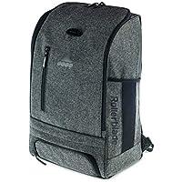 Rollerblade Urban Commuter Backpack, Inline Skating, Multi Sport, Bag, Grey