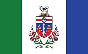 Gallopadeグループカナダ国旗sticker-yukon ( 9780635117076発行)