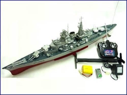 ビスマルクタイプ戦艦ラジコン船ボートBATTLESHIP