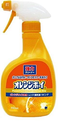 第一石鹸 オレンジボーイ 強力クリーナー 本体(400mL)