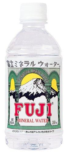 富士ミネラルウォーター 350ml ×24本