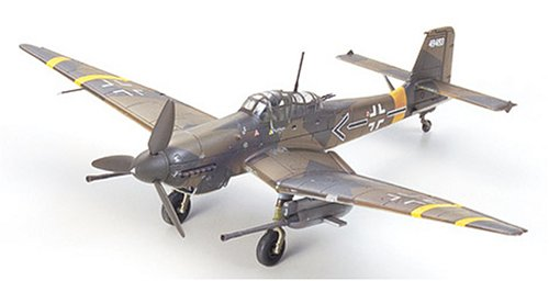 1/72 ウォーバードコレクション WB-35 Ju-87 G-2 スツーカ