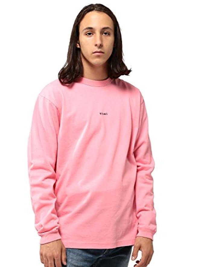 逮捕環境保護主義者フォーム(ビームス) BEAMS/ミニロゴ刺繍 Tシャツ 11100765823