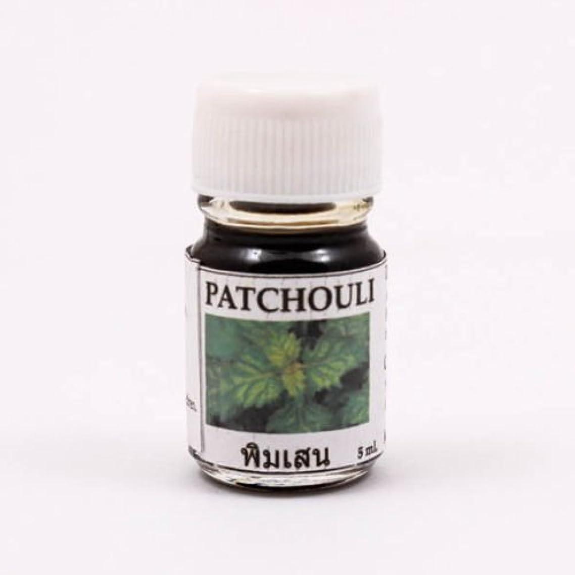 降伏鹿ケージ6X Patchouli Aroma Fragrance Essential Oil 5ML. cc Diffuser Burner Therapy