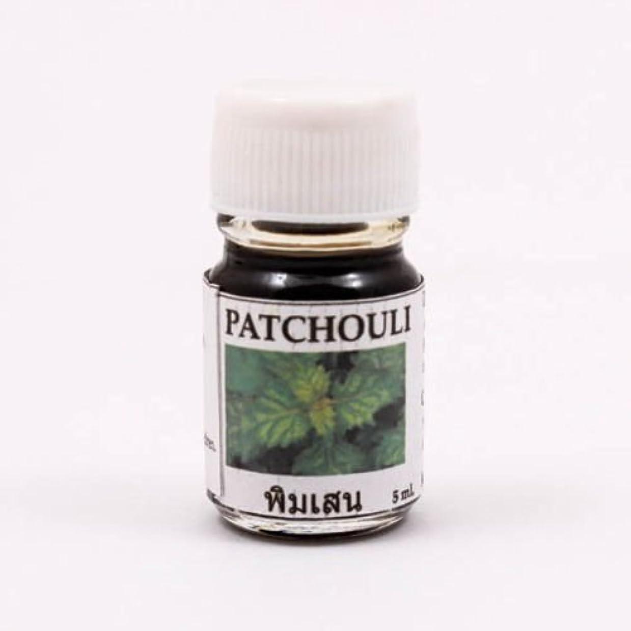 波紋喜劇債務者6X Patchouli Aroma Fragrance Essential Oil 5ML. cc Diffuser Burner Therapy