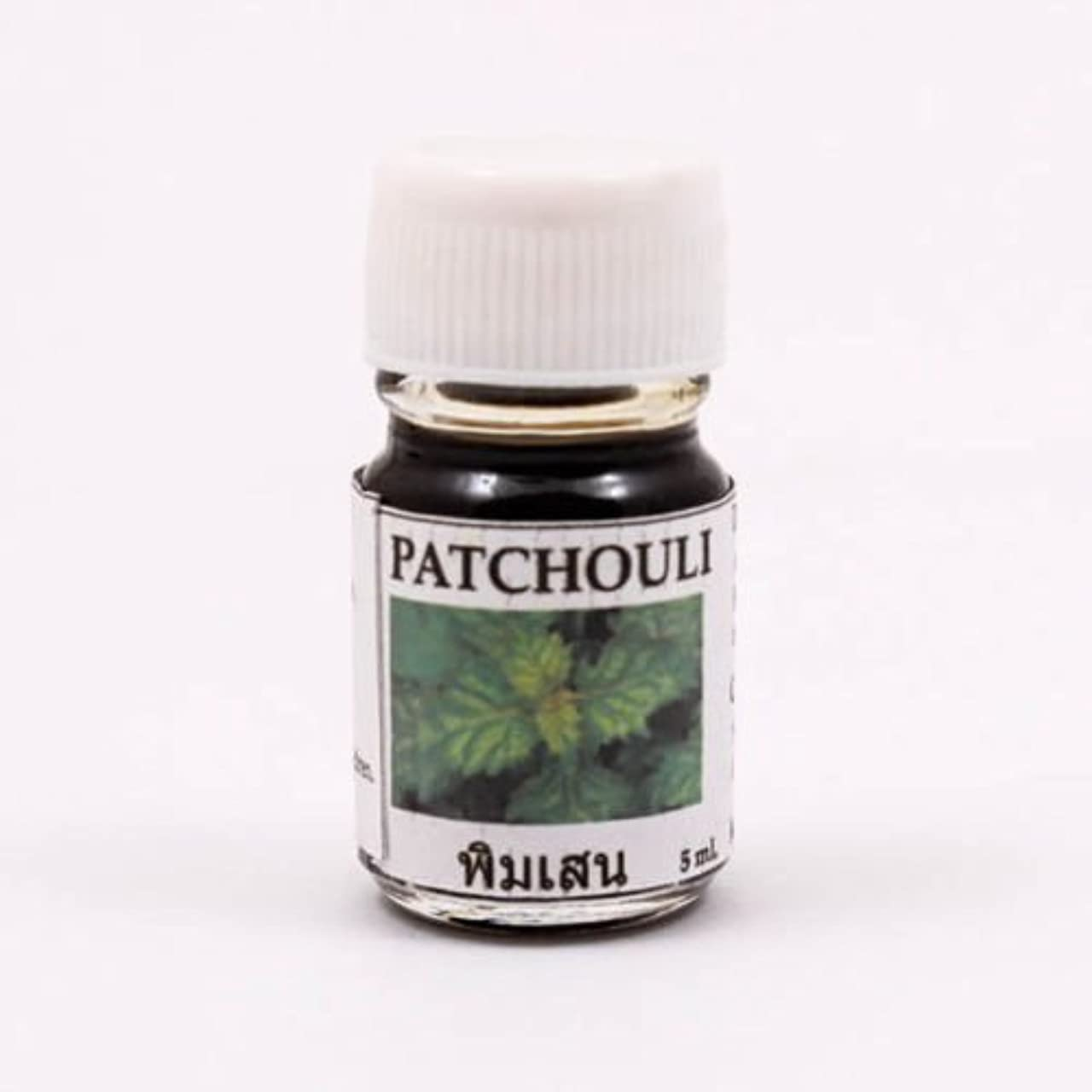 暗くする影響領域6X Patchouli Aroma Fragrance Essential Oil 5ML. cc Diffuser Burner Therapy