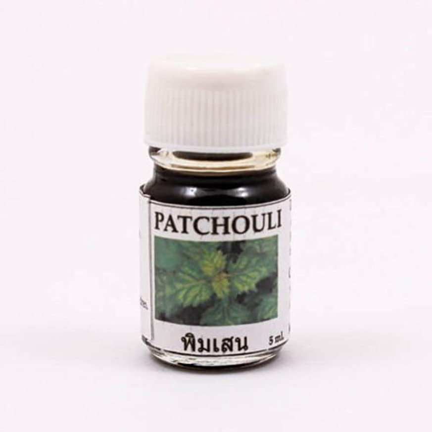 例示する全能過度の6X Patchouli Aroma Fragrance Essential Oil 5ML. cc Diffuser Burner Therapy