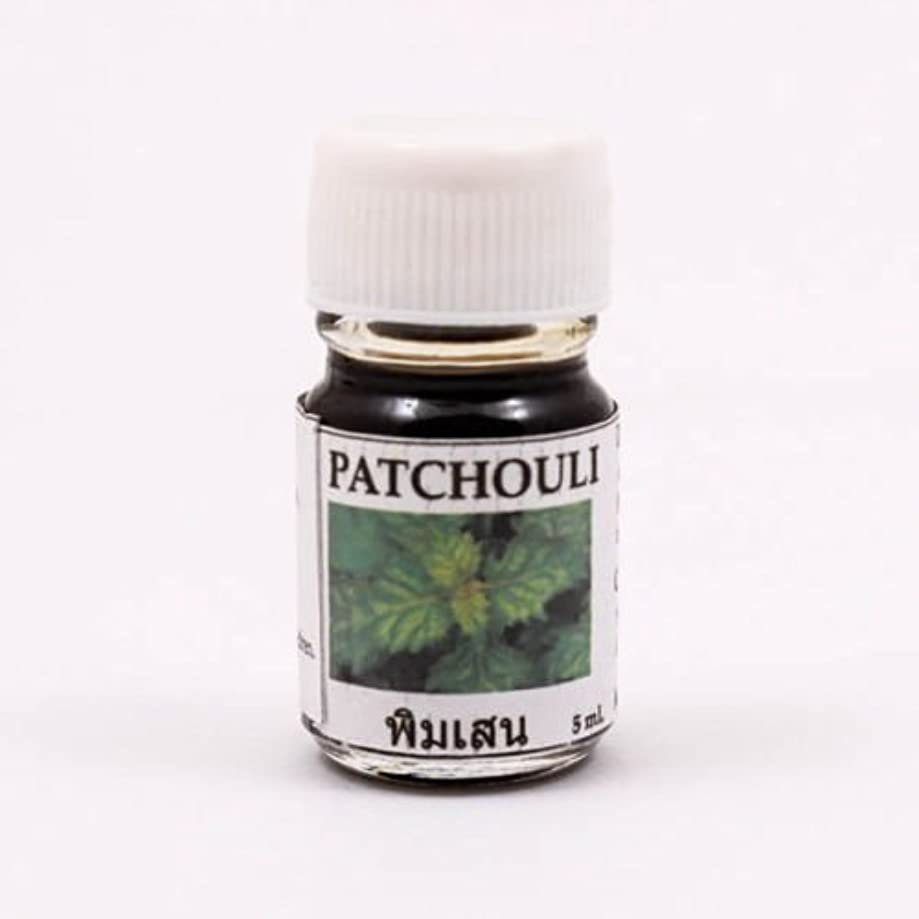 葉を集める順応性現象6X Patchouli Aroma Fragrance Essential Oil 5ML. cc Diffuser Burner Therapy