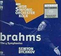 交響曲全集 ビシュコフ / WDR交響楽団(3SACD)