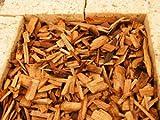 ウッドチップ 25mm 50L(16kg)×2袋セット 世界一シロアリに強い木材サイプレス製オーストラリア産 マルチング ガーデニングに最適