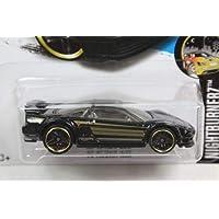 ホットウィール 2017-262 1990 ホンダ NSX ブラック [並行輸入品]
