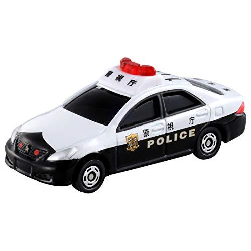 光るよ!鳴るよ! ライト&サウンドトミカ トヨタ クラウン パトロールカー