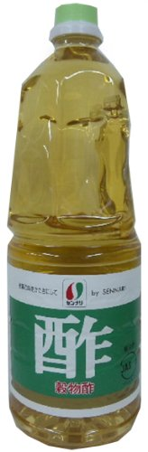 センナリ 穀物酢 1.8L