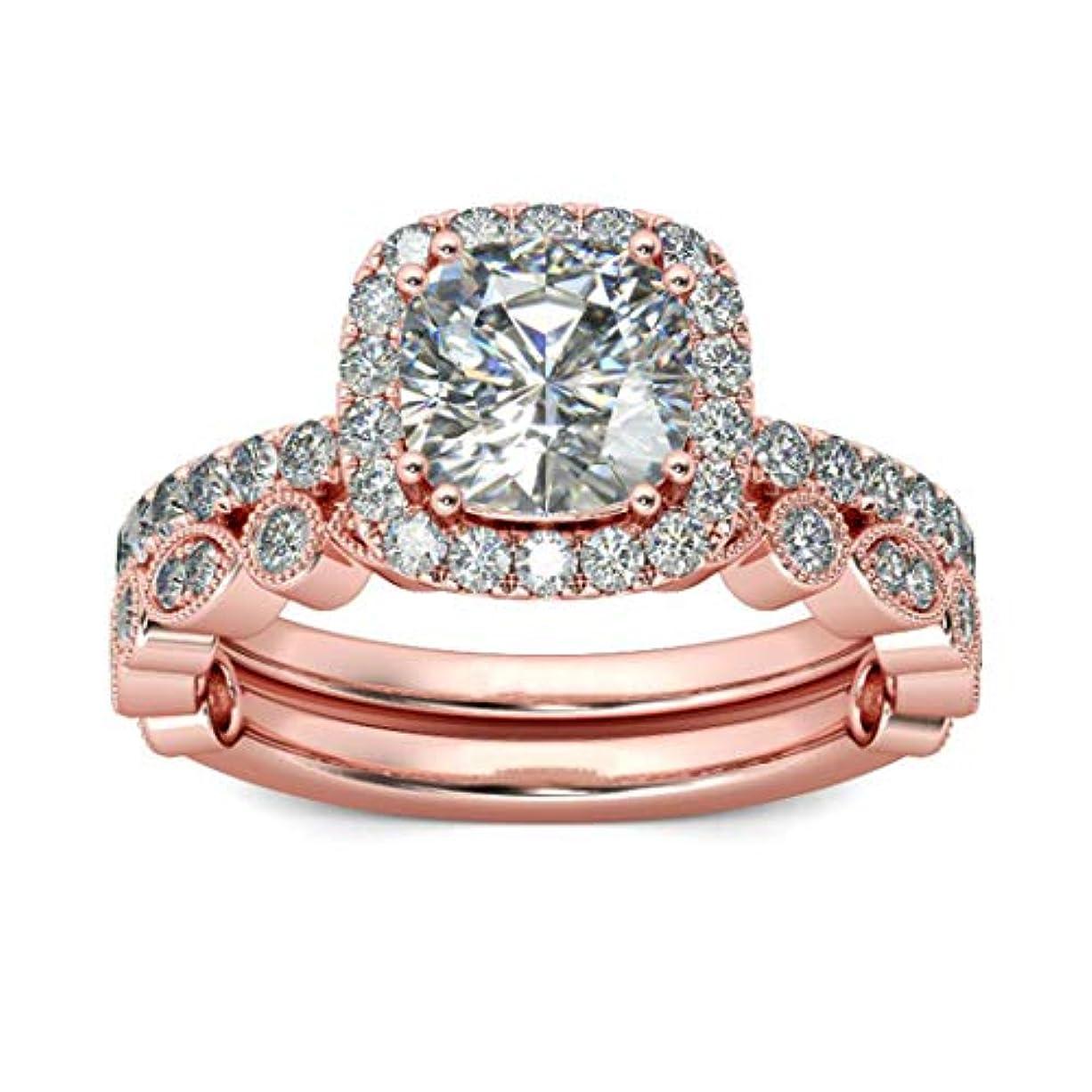 疑い滴下シリアルSperrinsペアリング 結婚指輪 婚約指輪 銀メッキ指輪 カップル リング レディースリング メンズリング(8)