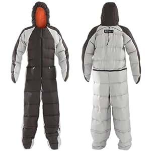 DOPPELGANGER(ドッペルギャンガー) アウトドア ヒューマノイドスリーピングバッグ 人型寝袋 ver.6.0 DS-27B Zack [最低使用温度 -5度]