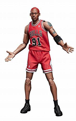 1/9 モーションマスターピース コレクティブル フィギュア NBAコレクション デニス・ロッドマン MM-1209
