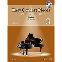 Easy Concert Pieces / Leichte Konzertstucke: For Piano / fur Klavier: 41 Easy Pieces from 4 Centuries / 41 leichte Stucke aus 4 Jahrhunderten