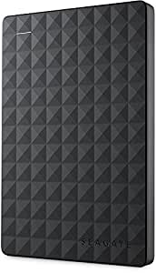 Seagate HDD ポータブルハードディスク 500GB USB3.0 テレビ録画対応 かんたん接続ガイド付モデル ブラック SGP-NX005UBK