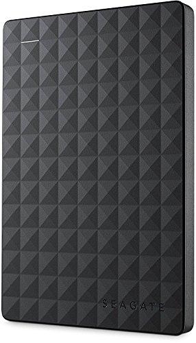 Seagate HDD ポータブルハードディスク 1TB USB3.0 テレビ録画対応 かんたん接続ガイド付モデル ブラック SGP-NX010UBK