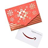 Amazon.com.au Gift Card for custom amount in a Red and Gold envelope
