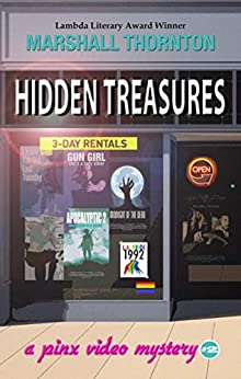 Hidden Treasures (Pinx Video Mysteries Book 2) by [Thornton, Marshall]