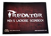 Predator ®公式ラクロスScorebook