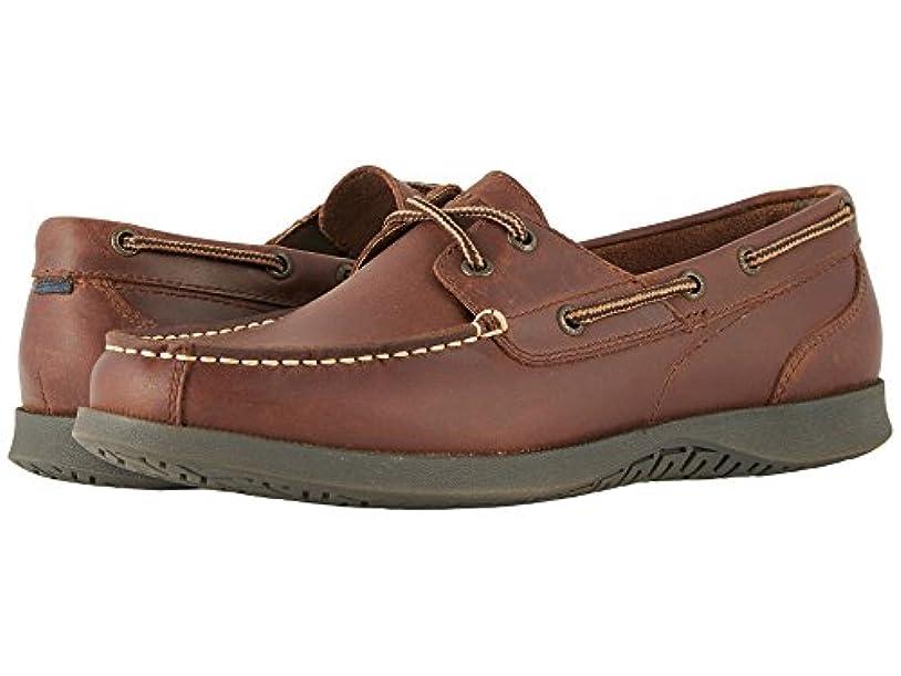 人物枢機卿視聴者[ノンブッシュ] メンズ デッキシューズ Bayside Lites Two-Eye Moc Toe Boat Shoe [並行輸入品]