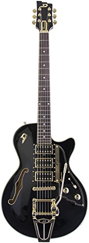 Duesenberg デューセンバーグ DTV-CM-BK Starplayer TV Custom (Black)