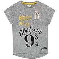 Harry Potter Girls Platform 9 and 3/4 T-Shirt