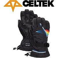 【CELTEK】セルテック2015秋冬 Pf Gunnar メンズスノーグローブ スノーボード 五本指手袋