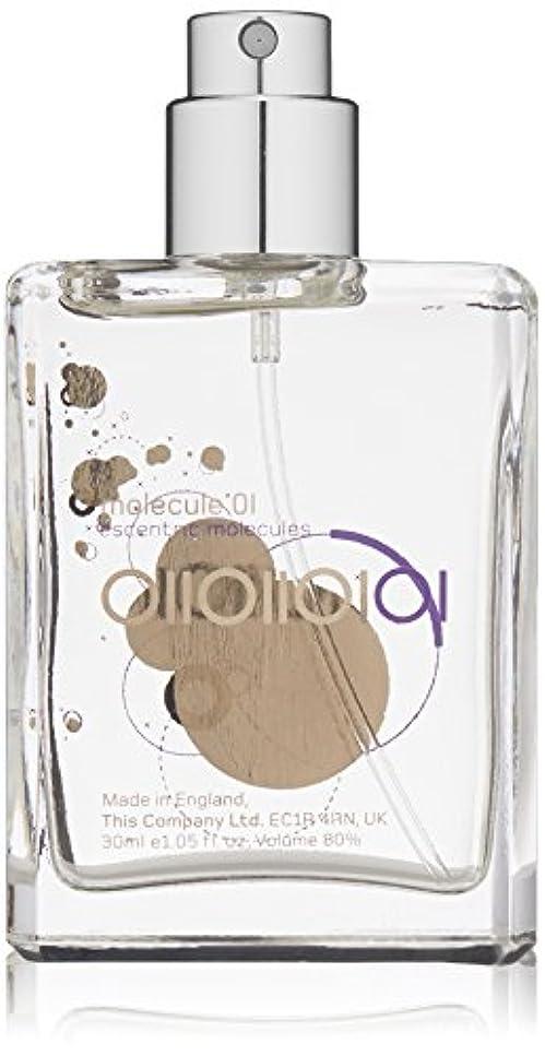 限界ニッケルアクセルエセントリック?モレキュールズ Molecule 01 Parfum Spray Refill 30ml
