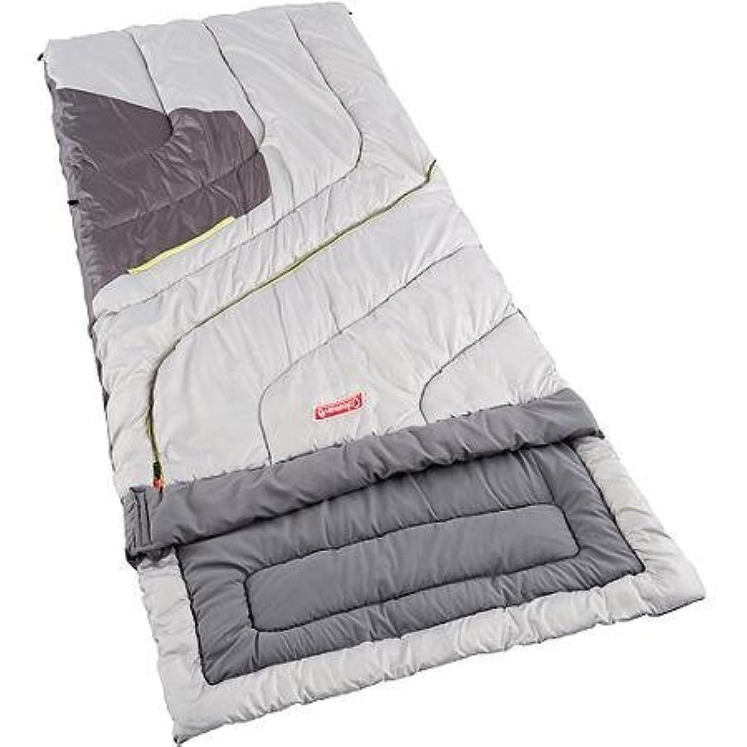 リンクシットコム分数Coleman 30 – 70度Big and Tall調節可能快適All Weather多目的Sleepingバッグ