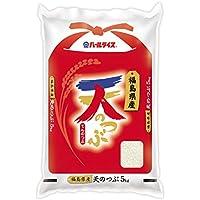 【精米】福島県産 白米 天のつぶ 5kg 平成29年産
