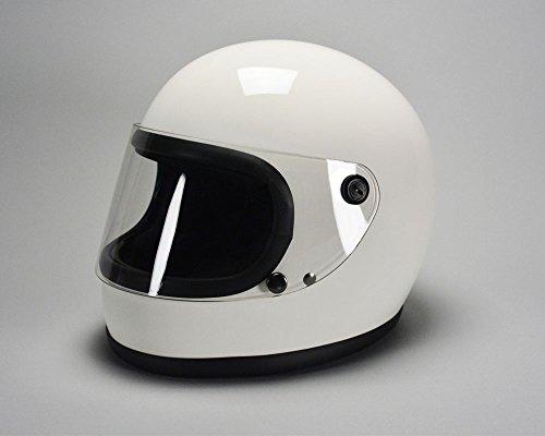 GT750 ヘルメット 族ヘル ホワイト ノスタルジック GT-750