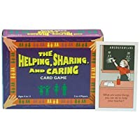 The Helping, Sharing, and Caring Card Game by Childswork / Childsplay