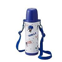 ミキハウス ダブルビー (MIKIHOUSE DOUBLE_B) ステンレスボトル 65-4048-263 - ブルー