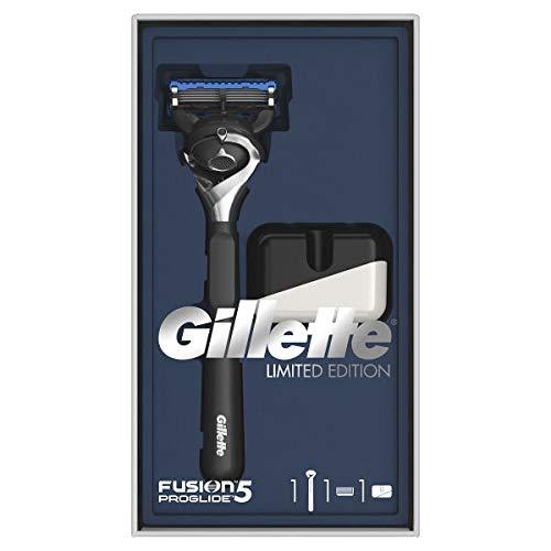 ジレット プログライド 髭剃り本体+替刃1個 オリジナルスタンド付き スペシャルパッケージ P&G