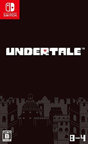 UNDERTALE - Switch (【永久封入特典】ストーリーブックレット &【Amazon.co.jp限定】テミー・チャン描き下ろし ポストカード3枚セット 同梱)
