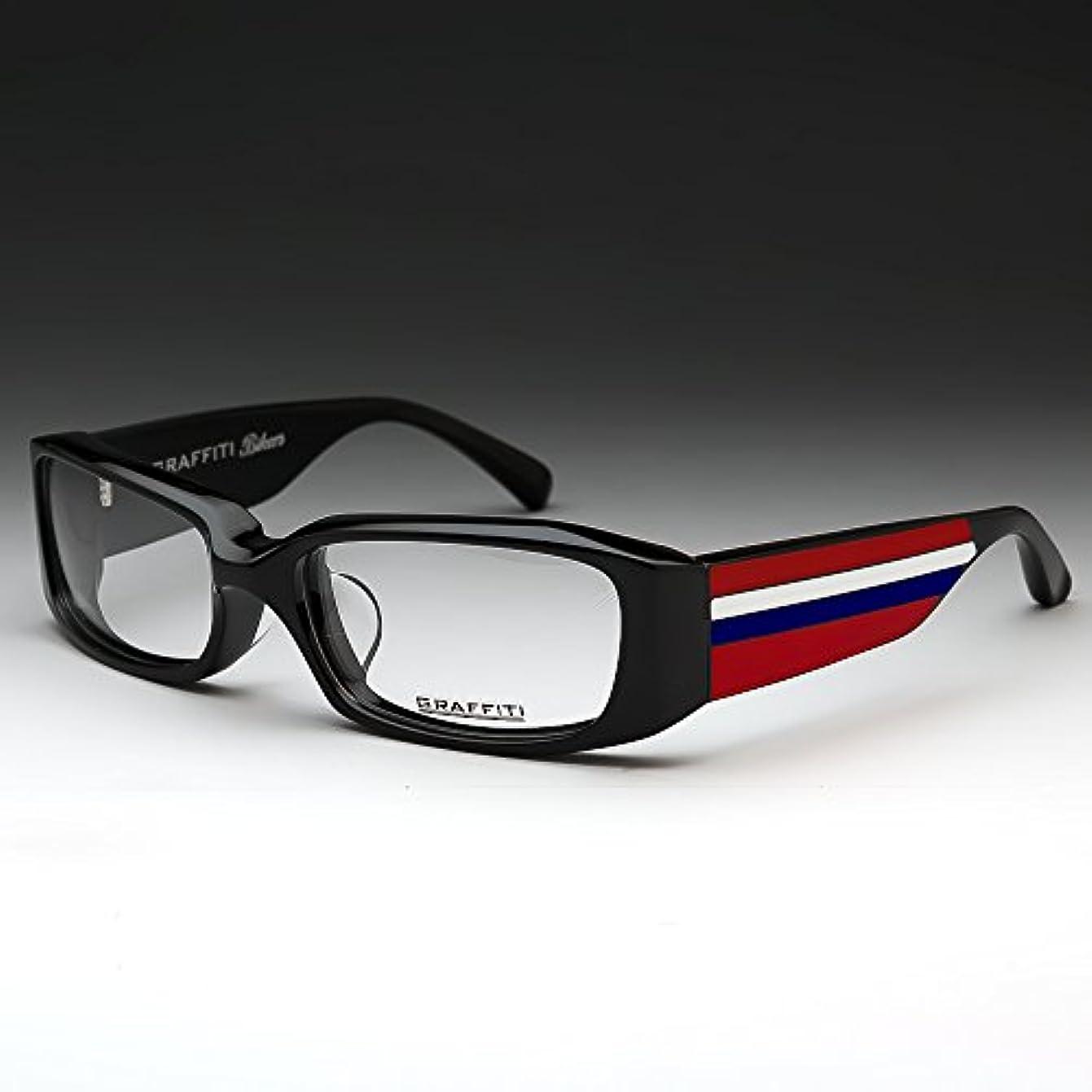 虚偽ほうき台無しに鯖江ワークス(SABAE WORKS) 老眼鏡 バイカーズ かっこいい ケース付き Z1000RC3 (度数+2.00, ブラック×レッド)