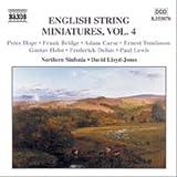イギリス弦楽小曲集 第4集