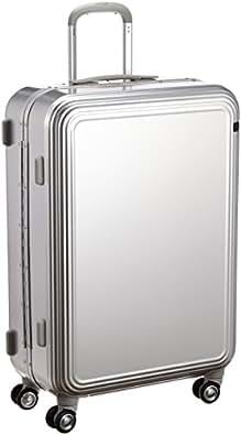[エース] ace. スーツケース リップルF プレミアム 70L 5.7Kg 05562 09 (シルバー)