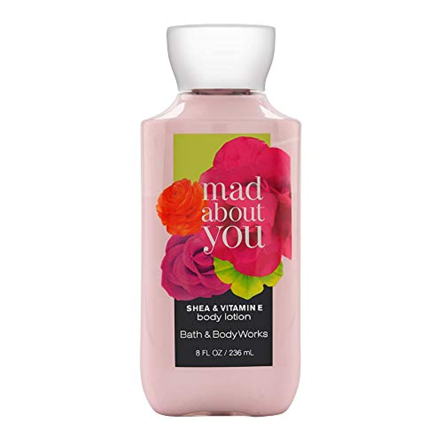 Bath & Body Works Mad About You Signature Collection Body Lotion, 8 Ounce by Bath & Body Works
