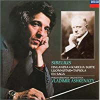 シベリウス/交響詩「フィンランディア」作品26