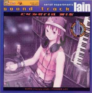serial experiments lain sound track cyberia mix                                                                                                                                                                                                                                                                Soundtrack                                                                                                                                     曲目リスト